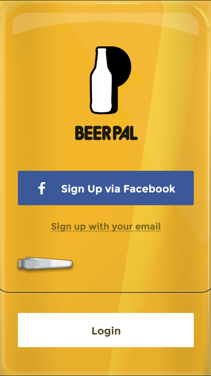Beer Pal Signup